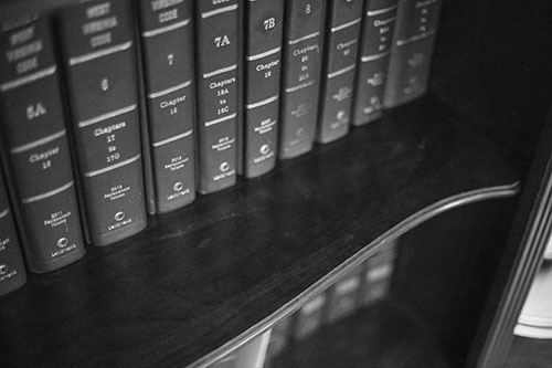 library-2-bw